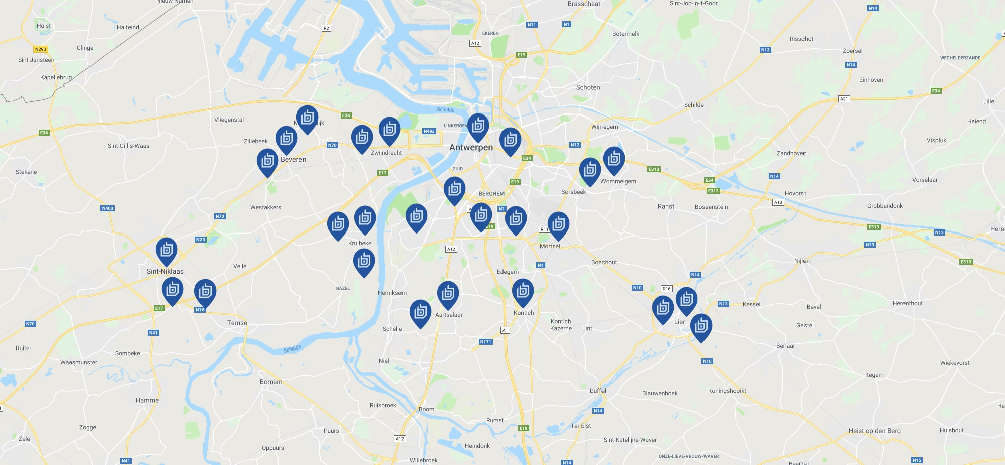 epc energiedeskundigen Antwerpen